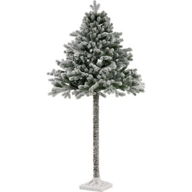 6ft half christmas tree with snow 2014 catalogue highlights - Half Christmas Tree