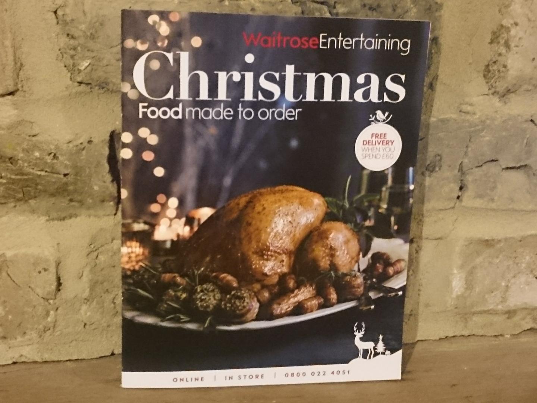 <b>Waitrose Christmas</b> Catalogue - <b>Christmas</b> 2015