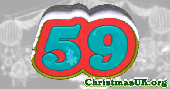 Days Till Christmas Uk.Christmas Uk Christmas Uk Countdown There Are 59 Days