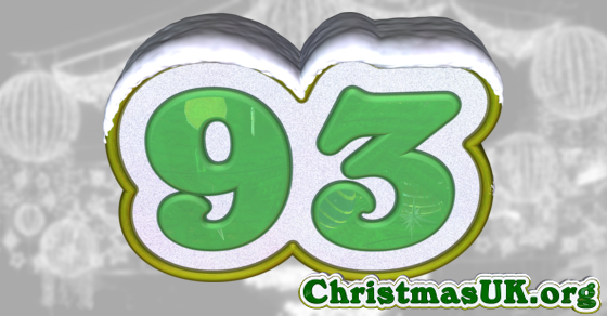 Days Till Christmas Uk.Christmas Uk Christmas Uk Countdown There Are 93 Days