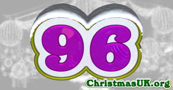 Days Till Christmas Uk.Christmas Uk Christmas Uk Countdown There Are 96 Days
