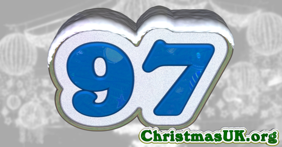 Days Till Christmas Uk.Christmas Uk Christmas Uk Countdown There Are 97 Days
